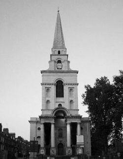 Christ Church, Spitalfields