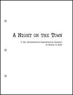 A Night on the Town  - An Esoterrorists Adventure